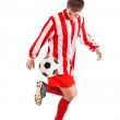 Soccer player — Stock Photo #11538699