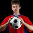 Soccer player — Stock Photo #11616880