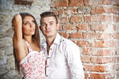 Young couple — Stock fotografie