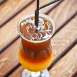 Espresso coffee cocktail — Stock Photo #11869560