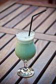 Niebieski koktajl — Zdjęcie stockowe