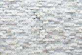 Muro bianco — Foto Stock