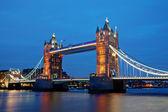 London landmark Towerbridge — Stock Photo