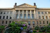 Förbundsrådet i berlin — Stock fotografie