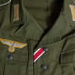German WW2 uniform — Stock Photo