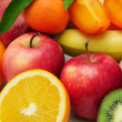 Fruit background — Stock Photo #10959113
