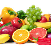 Fruits and vegetables i — Stock Photo