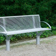 Garden bench in the park — Stock Photo #12089113
