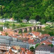 Stock Photo: City of Heidelberg. Germany
