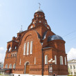 The Orthodox Church in Vldaimir - Stock Photo