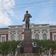 Monument to Lenin — Stock Photo #11327374