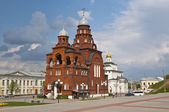 The Orthodox Church in Vldaimir — Stock Photo