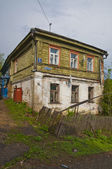 Huizen oude vladimir — Stockfoto