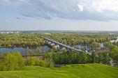 Panorama of Vladimir — Stock Photo