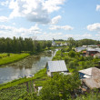 Royalty-Free Stock Photo: Panorama of Suzdal