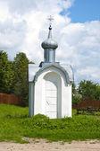 Iglesias y monasterios en suzdal — Foto de Stock