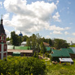 Panorama of Suzdal — Stockfoto