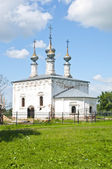 Churches and monasteries in Suzdal — Stok fotoğraf