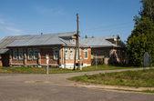 Le strade e i cortili del vecchio suzdal — Foto Stock