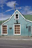 House in Ushuaia — Stock Photo