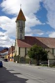 Church in Ushuaia — Stock Photo