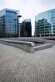 Oficina edificios arquitectura londres, reino unido — Foto de Stock