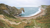 Durdle Door Beach Jurassic Coast Dorest — Stock Photo