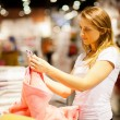 Woman shopping — Stock Photo #10976063