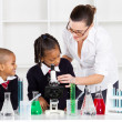 Elementary science class — Stock Photo #10983490