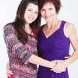 Mother and teen daughter — Stock Photo #11102044