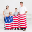 American family — Stock Photo #11139876