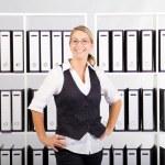Confident businesswoman — Stock Photo #11141019