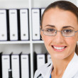 Stock Photo: Lab technician in laboratory