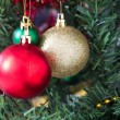 Christmas balls — Stock Photo #11307949