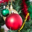 Christmas balls — Stock Photo #11308116