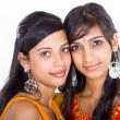 Stock Photo: Indian friends