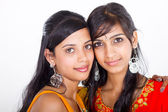 Indian friends — Stock Photo