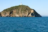 View Of Palmaiola Island — Стоковое фото