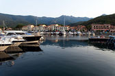 View Of Marciana Marina — Stock Photo