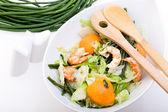 Frisse zomer salade — Stockfoto