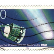 GERMANY - CIRCA 1986: A stamp printed in Germany, shows a Europe — Stock Photo