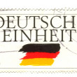 GERMANY - CIRCA 1995: a stamp printed in the Germany shows Germa - Stock Photo