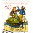 GERMANY - CIRCA 1981: A stamp printed in Germany, shows a Northe — Stock Photo