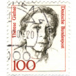 FEDERAL REPUBLIC OF GERMANY - CIRCA 1988: A stamp printed in Ger — Stock Photo #11912923