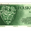 POLAND - CIRC1975: stamp printed in POLAND shows Piest Famil — Stock Photo #11913555