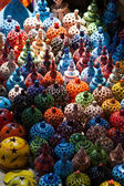 Tunisian Lamps at the Market in Djerba Tunisia — Stock Photo