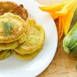 Squash fritters — Stock Photo #11281801