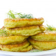 Squash fritters — Stock Photo #11281930