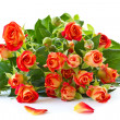 Bouquet of red roses — Stock Photo #11894285