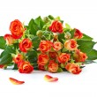 Bouquet of red roses — Stock Photo #11894388